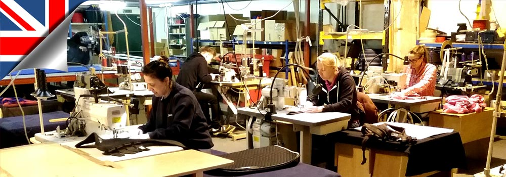 Space Textiles factory