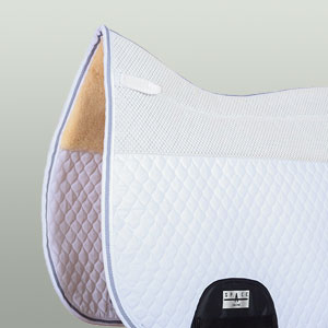 dressage saddlepad