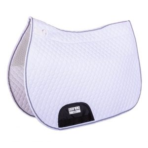 GP Quilted Non Slip Lined Saddlepad