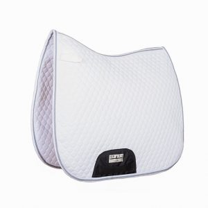 Plain Quilted Dressage Saddlepad