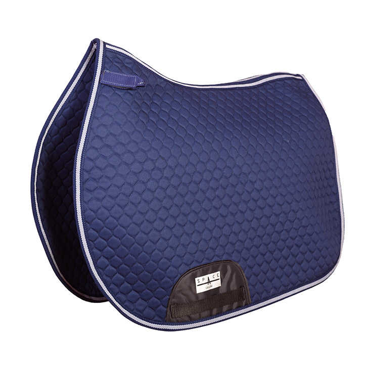 Quilted GP Plain Saddlepad