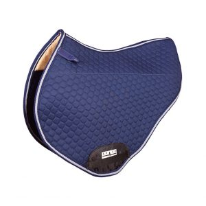 Quilted Jump Saddlepad Fur Lined