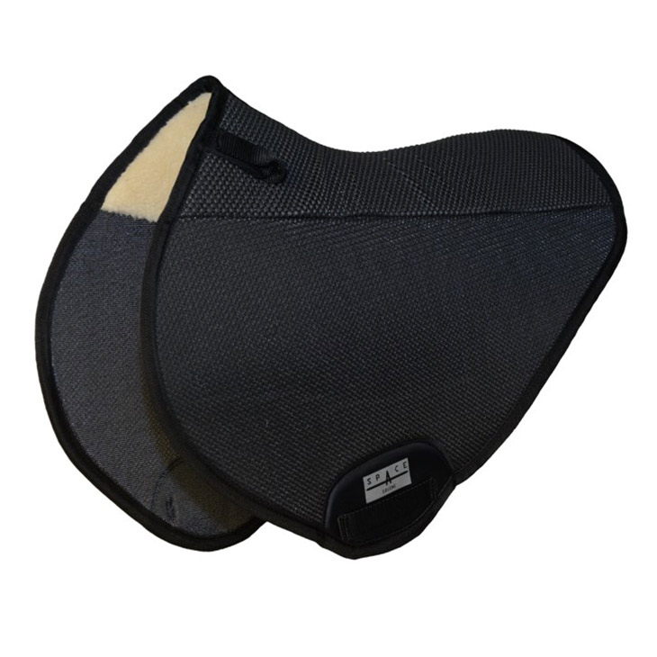 Spacer Mesh Jump Fur Lined Saddlepad