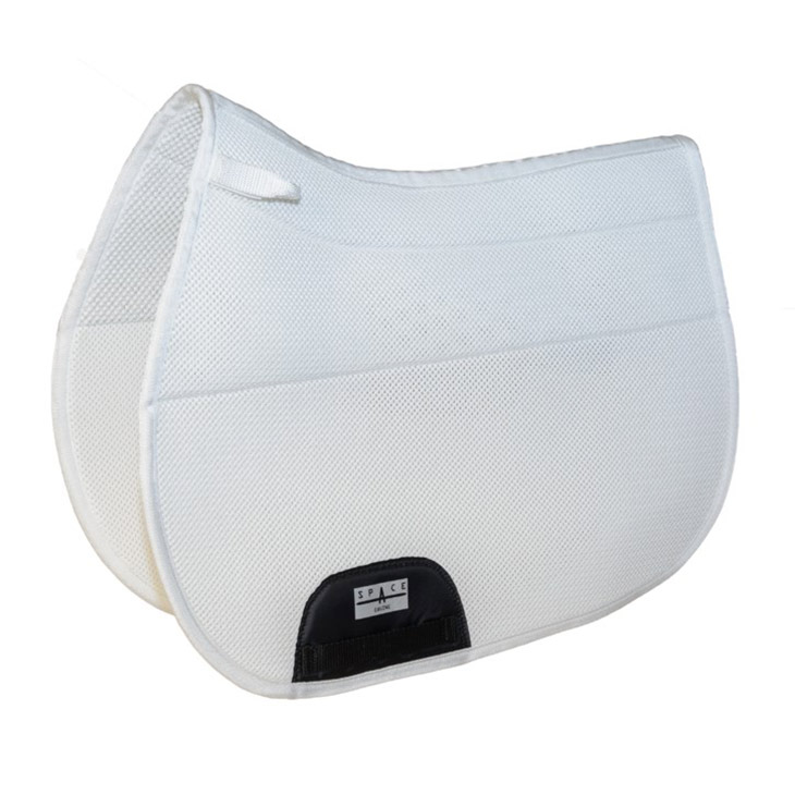 GP Spacer Mesh Non Slip Lined Saddlepad