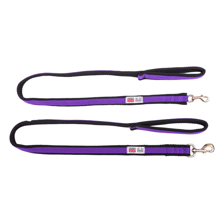 Space K9 1 Metre Spacer Mesh Lined Dog Lead