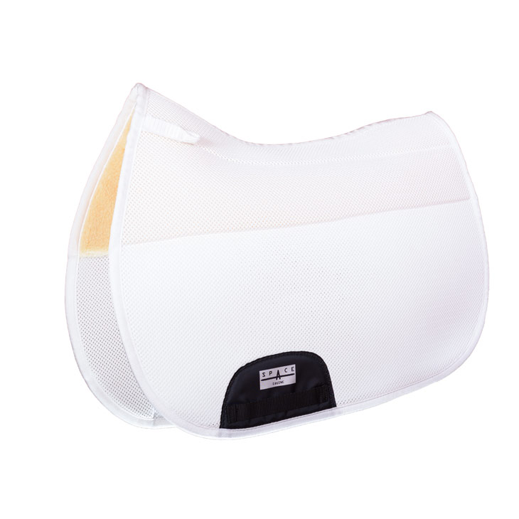 space equine GP Spacer fur lined Saddlepad
