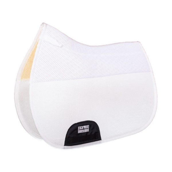 GP spacer fur lined non slip top saddlepad
