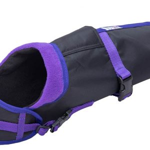 SpaceK9 Waterproof Lapel Dog Coats
