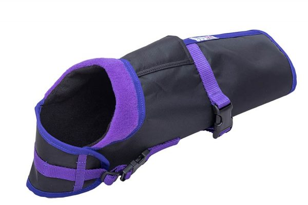 Space-K9-Lapel-dog-coat-purple